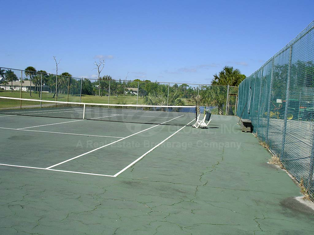 Alden Pines Tennis Courts