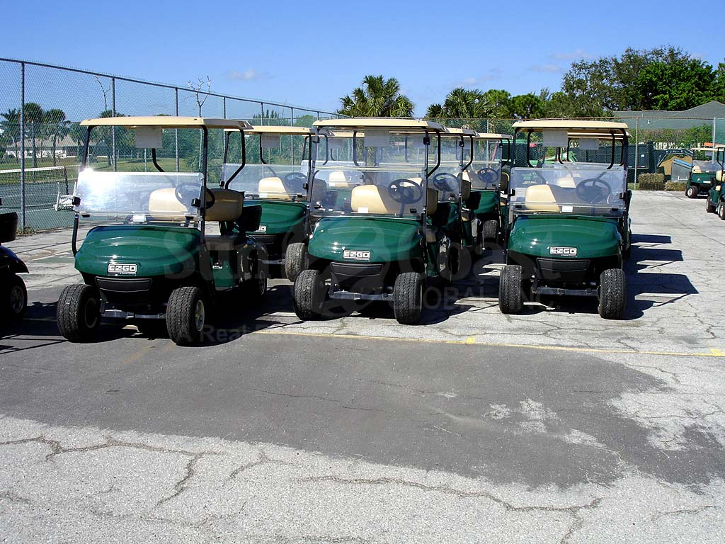 Alden Pines Golf Carts