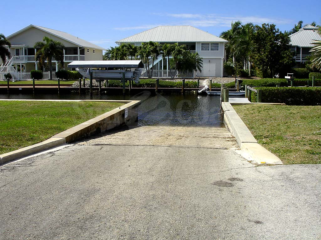 Captains Cove Boat Ramp