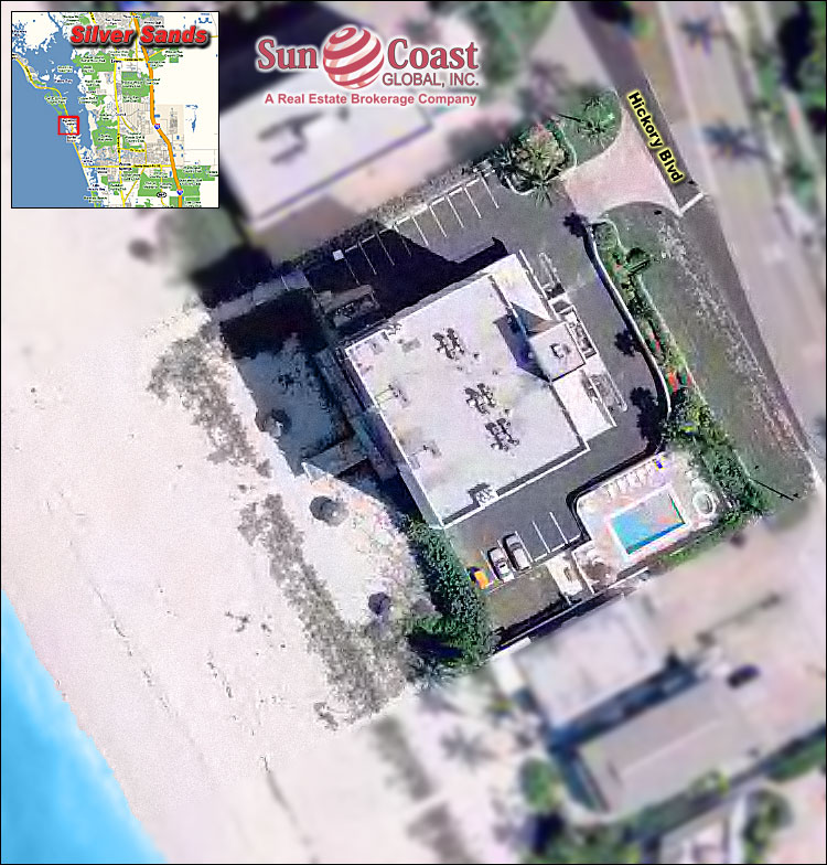 Silver Sands Overhead Map