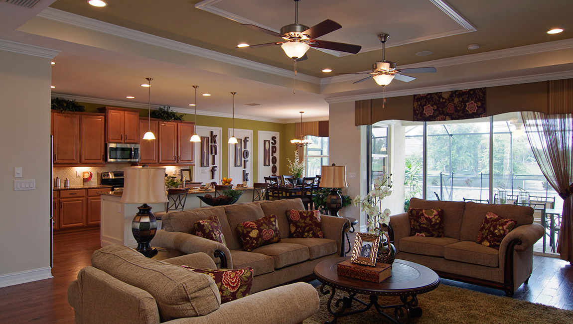 Fairwinds Model Home
