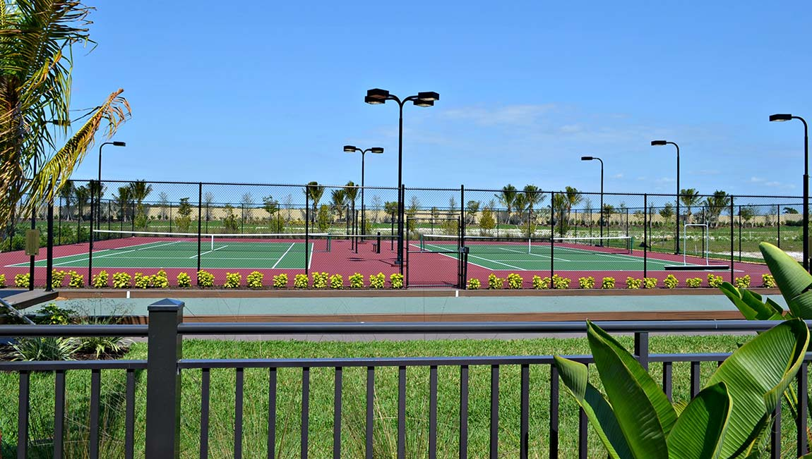 Paloma Tennis Courts