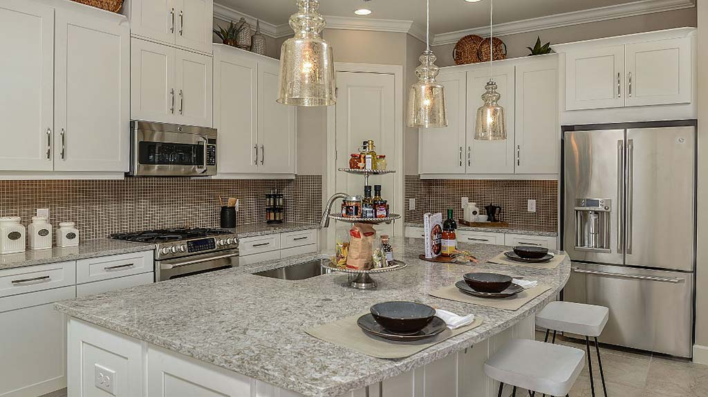 Farnese Model Home at Pebble Pointe At The Brooks, Bonita Springs by Taylor Morrison