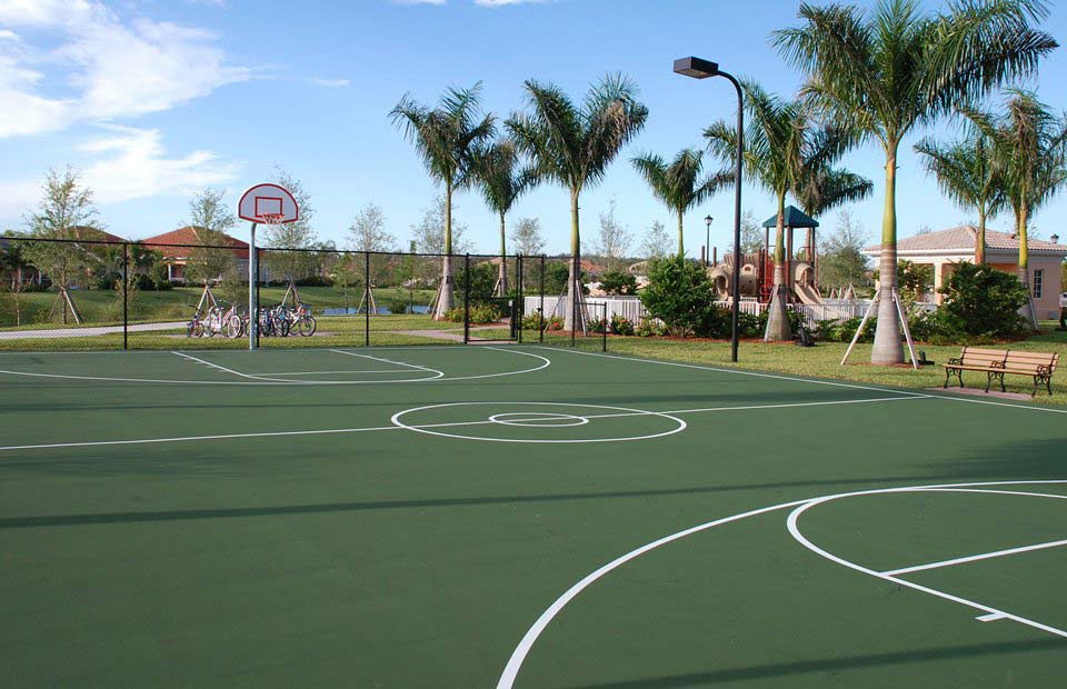 Village Walk Of Bonita Springs Basketball Court