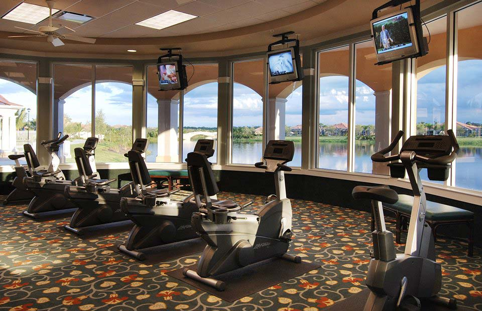 Village Walk Of Bonita Springs Fitness Facilities