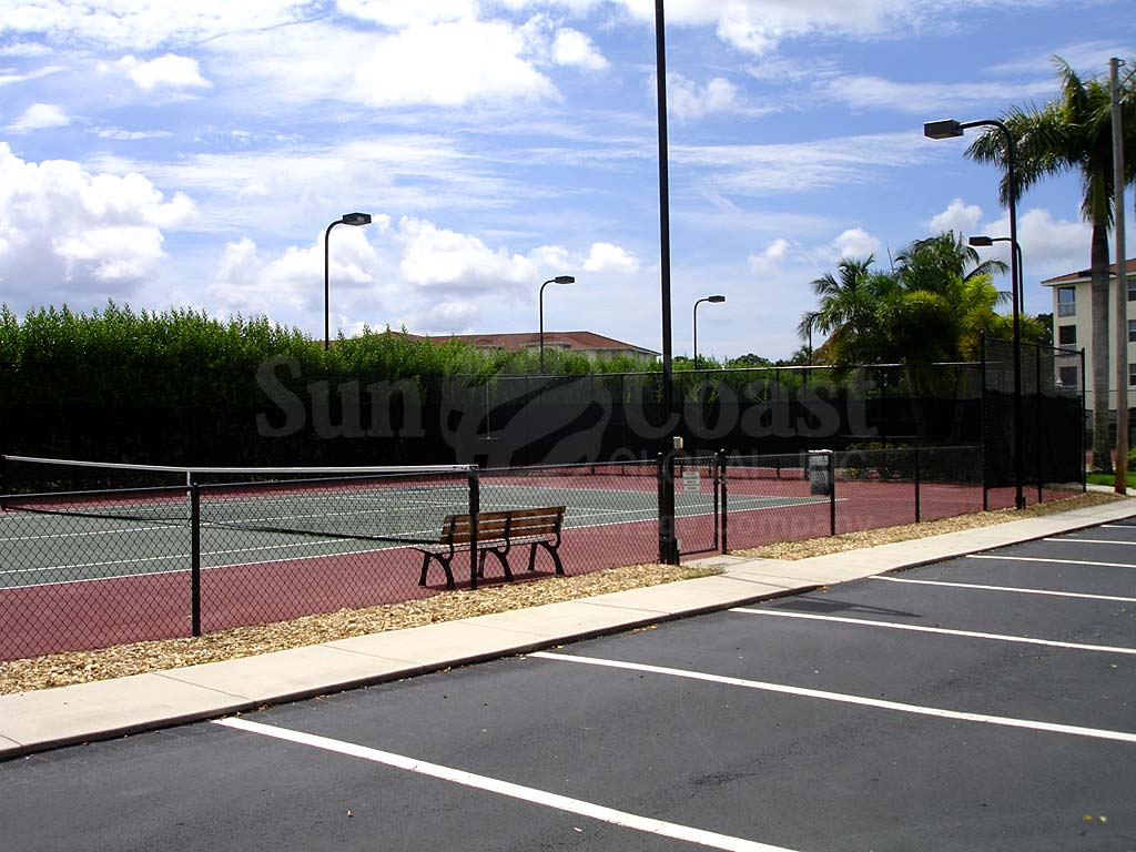 Banyan Trace Tennis Courts