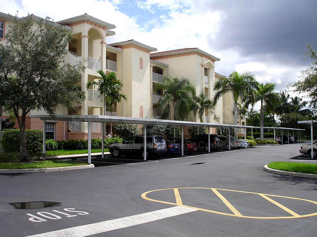 Banyan Trace Covered Parking