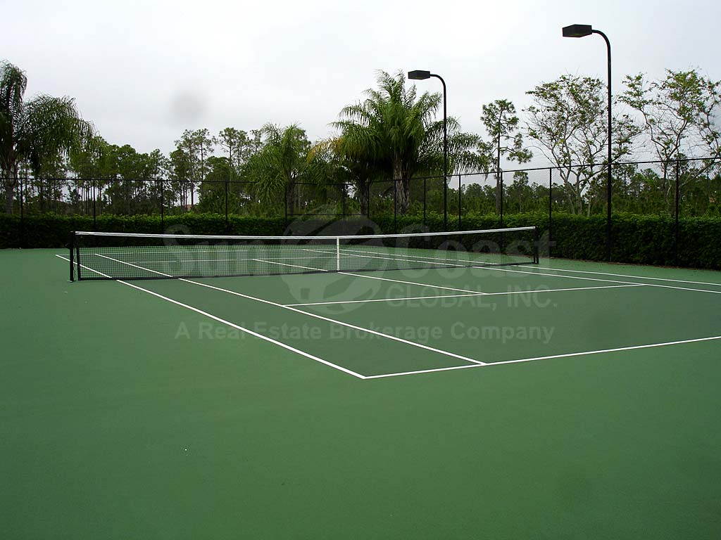Bella Vida Tennis Courts