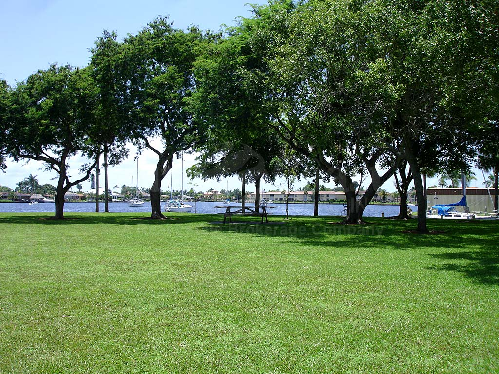 Bimini Basin Condos Park and Water