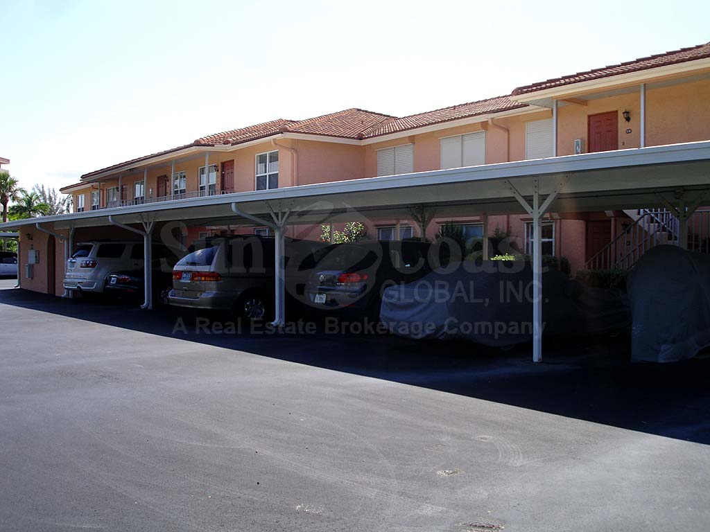 Bimini View Covered Parking