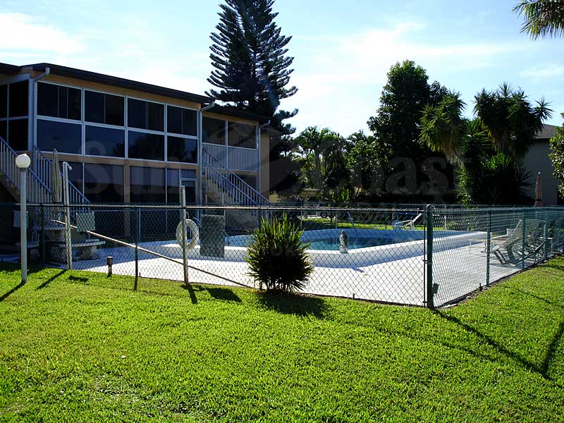 Birch Court Community Pool