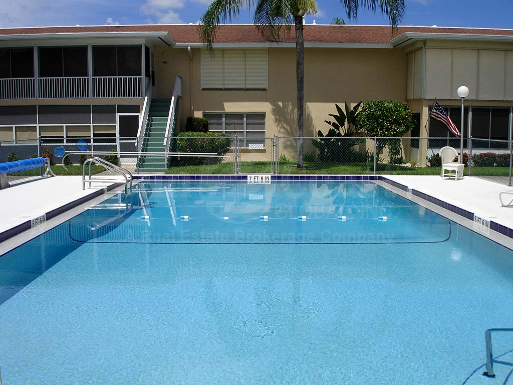 Cape Colony Condo Community Pool