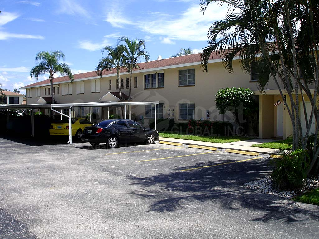 Cape Colony Condo Covered Parking