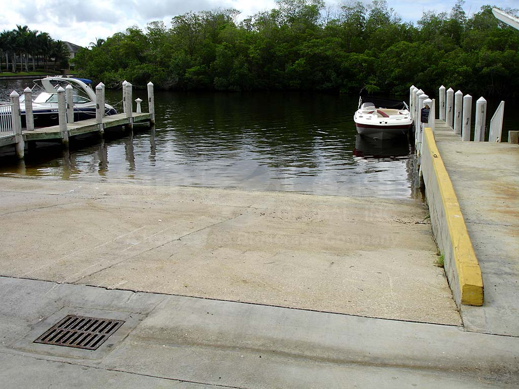Cape Harbour Boat Ramp