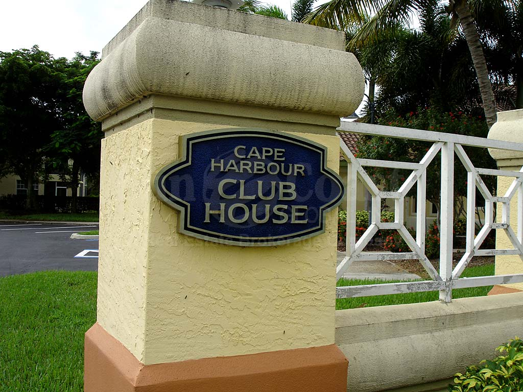Cape Harbour Clubhouse