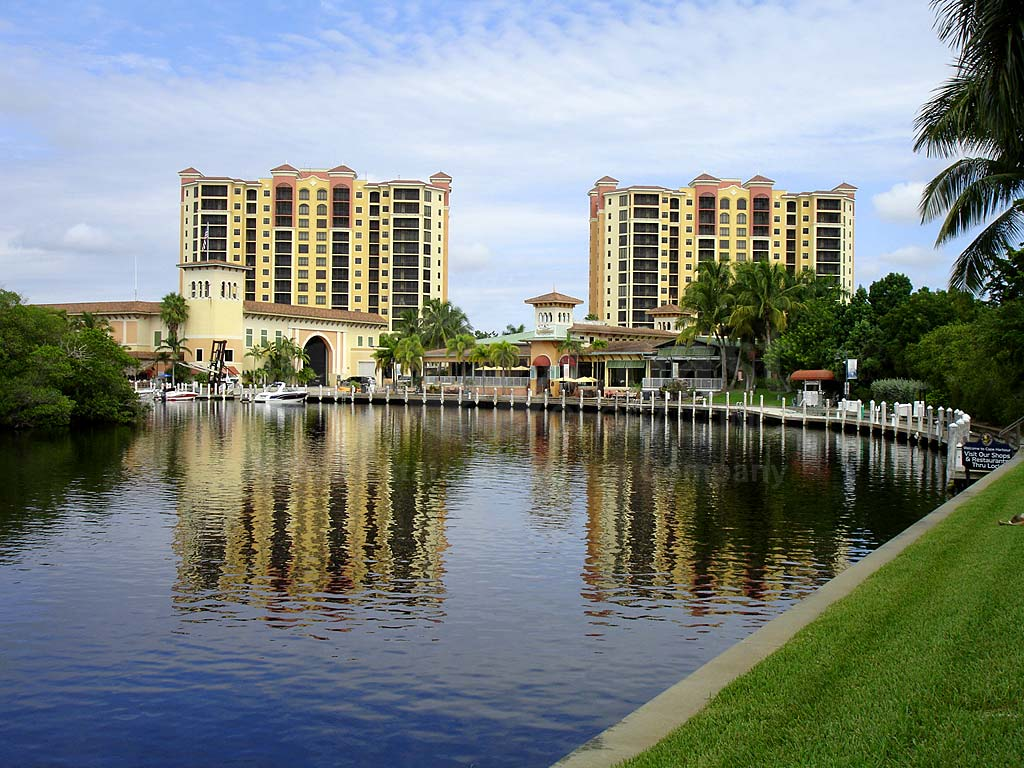 Waterfront At Cape Harbour Real Estate Cape Coral Florida