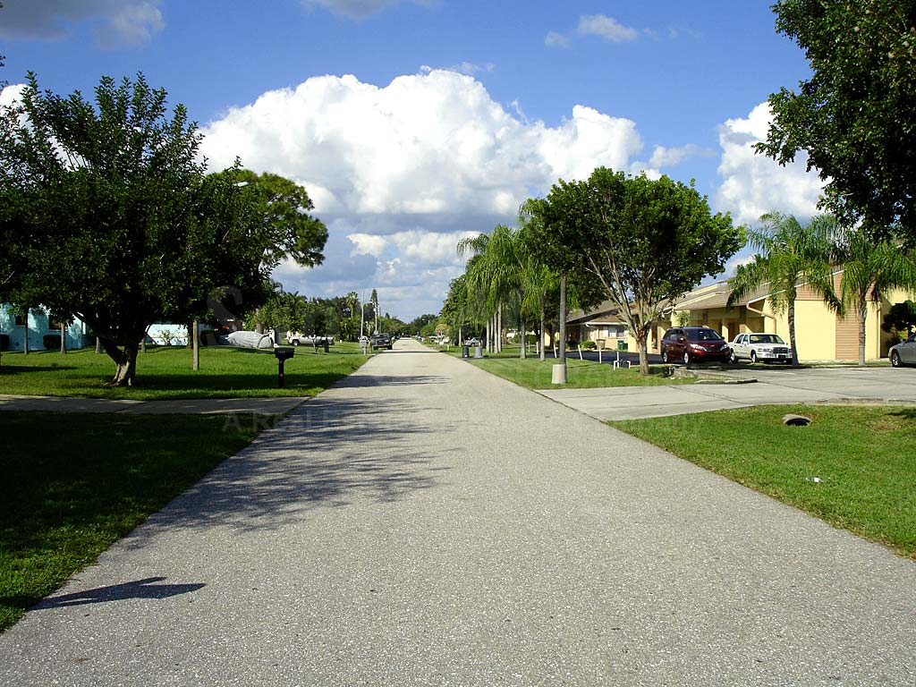 Cape Homes Condo Neighborhood