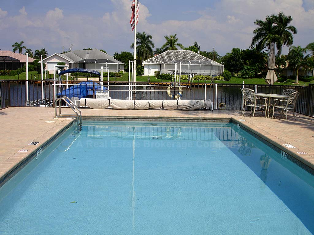 Capstan Community Pool