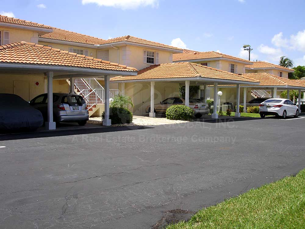 Club Abaco Covered Parking