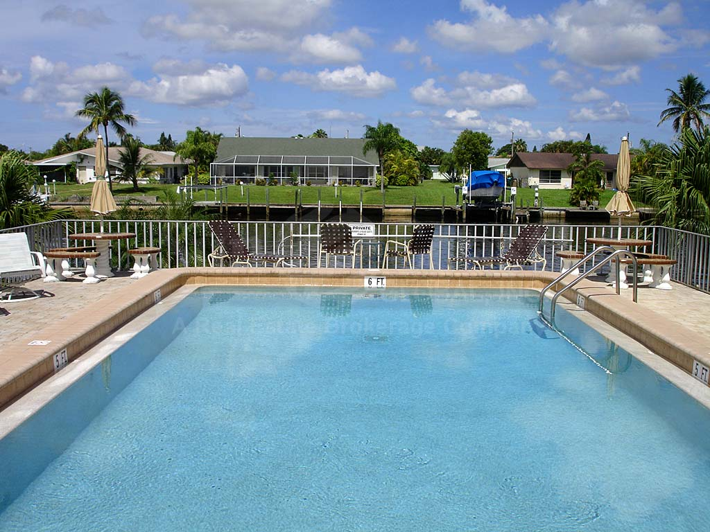 Coastal II Condos Community Pool