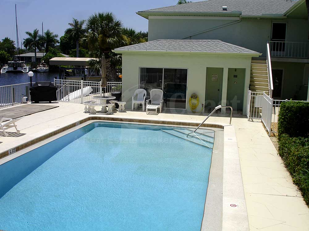 Coral Cay Community Pool