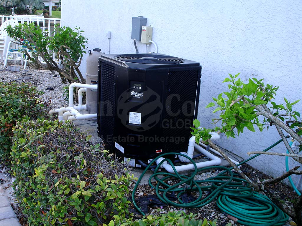 Coral Key Community Pool Heater