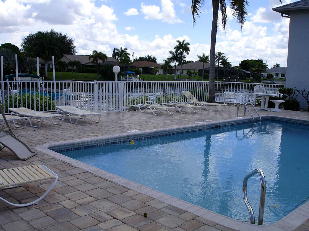 Coral Key Community Pool and Sun Deck Furnishings