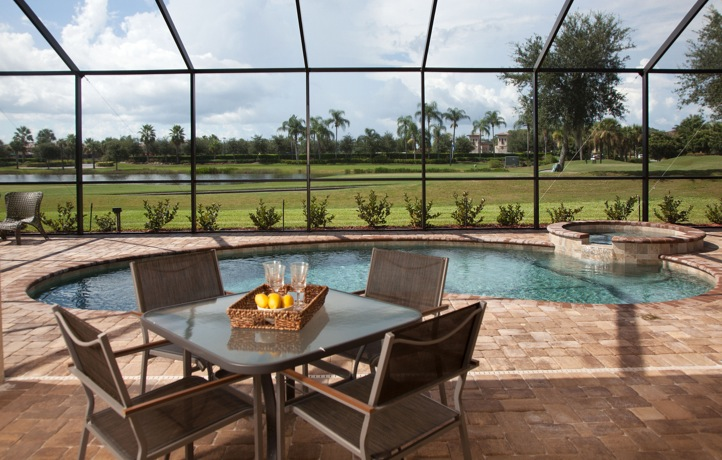 Tivoli Model Home in Coral Lakes, Cape Coral by Lennar