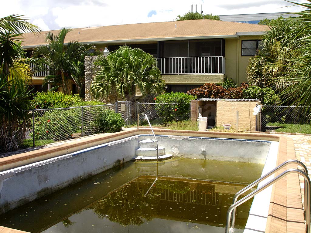 Cormarie Condo Community Pool