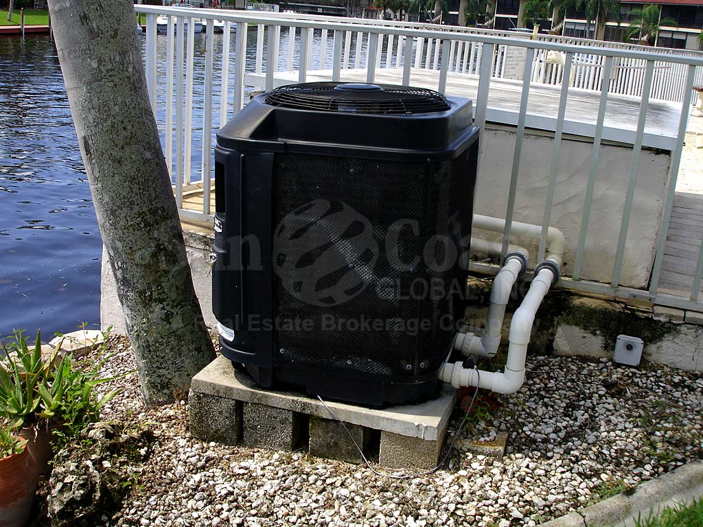 Crescent Bay Community Pool Heater