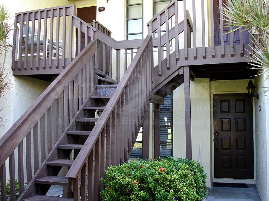 46 Dockside Staircase