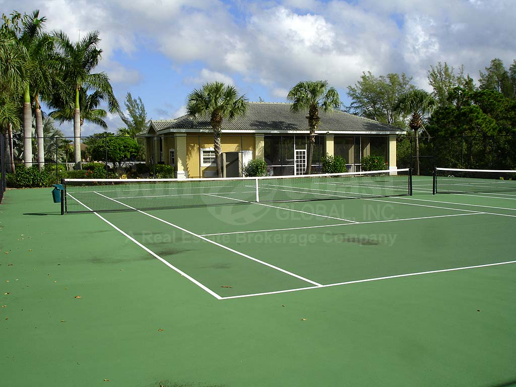Island Cove Tennis Courts