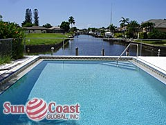 Kimberly Bay Community Pool and Canal