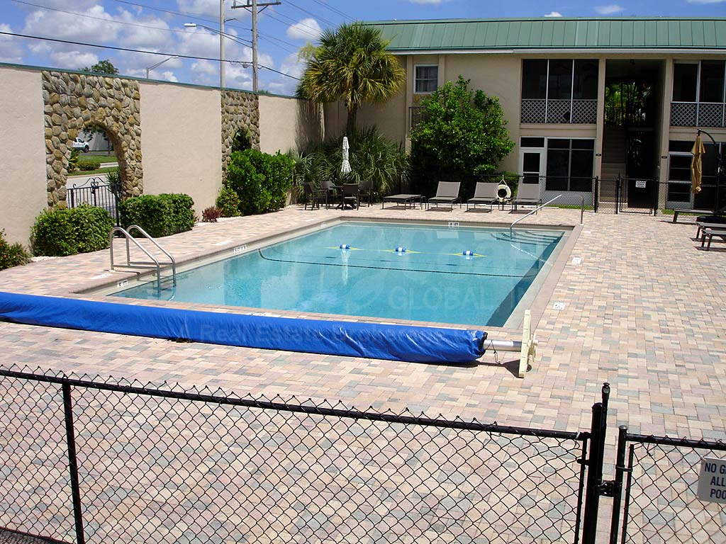 Mark 1 Condominiums Community Pool