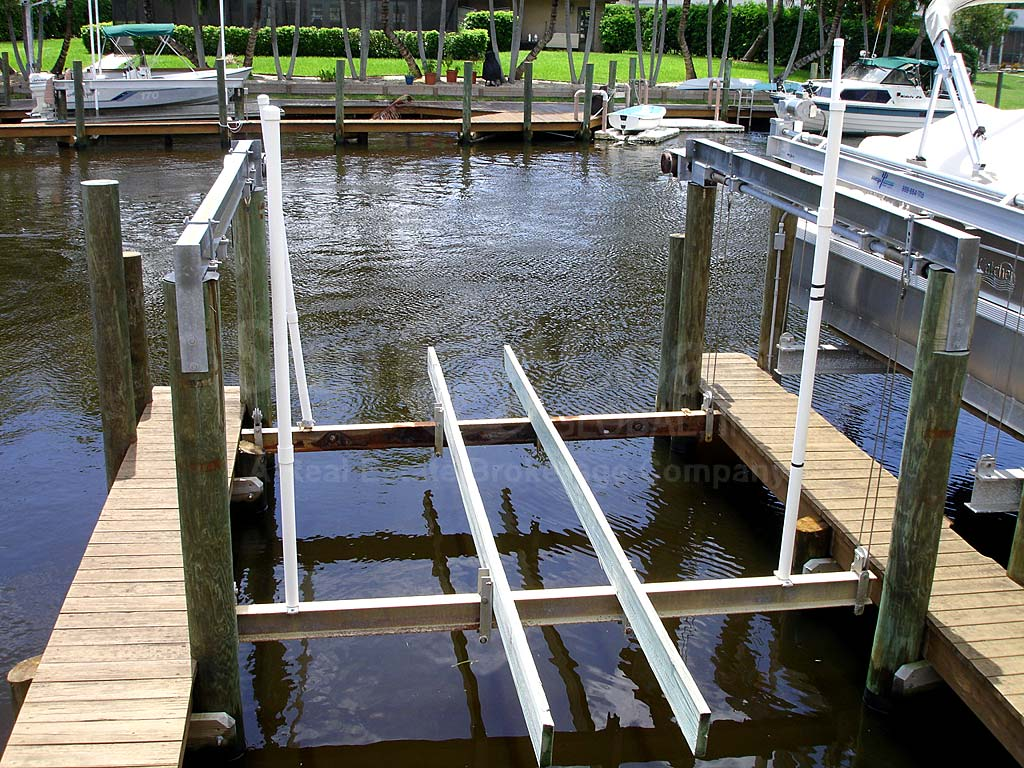 Parkway Place Boat Docks