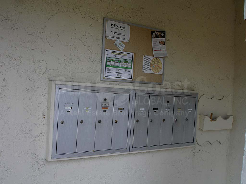 Pelican East Mailboxes