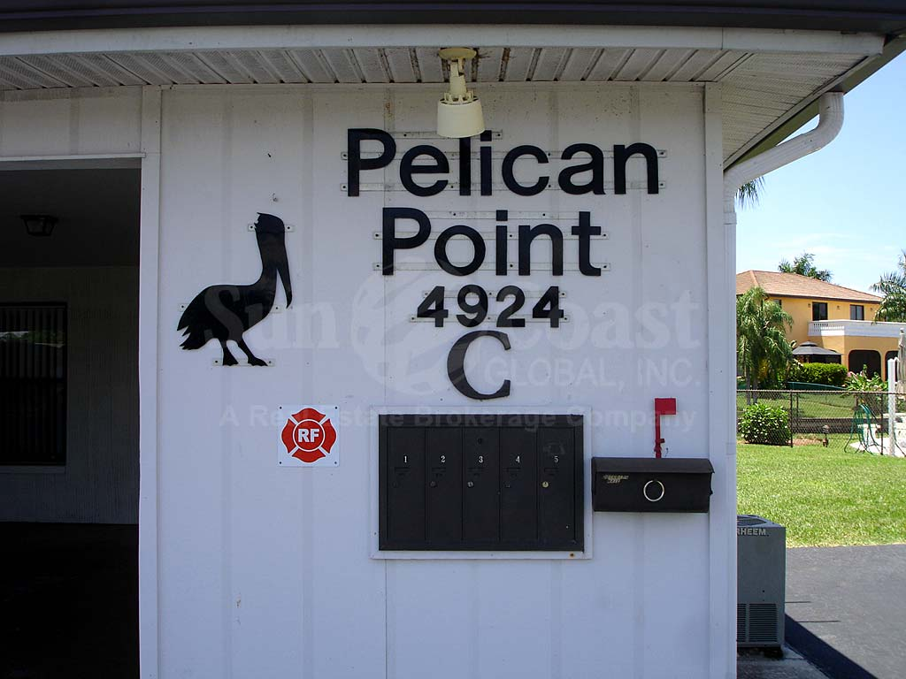 Pelican Point Signage