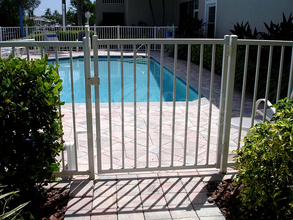 Pointe Coral Community Pool Safety Fence