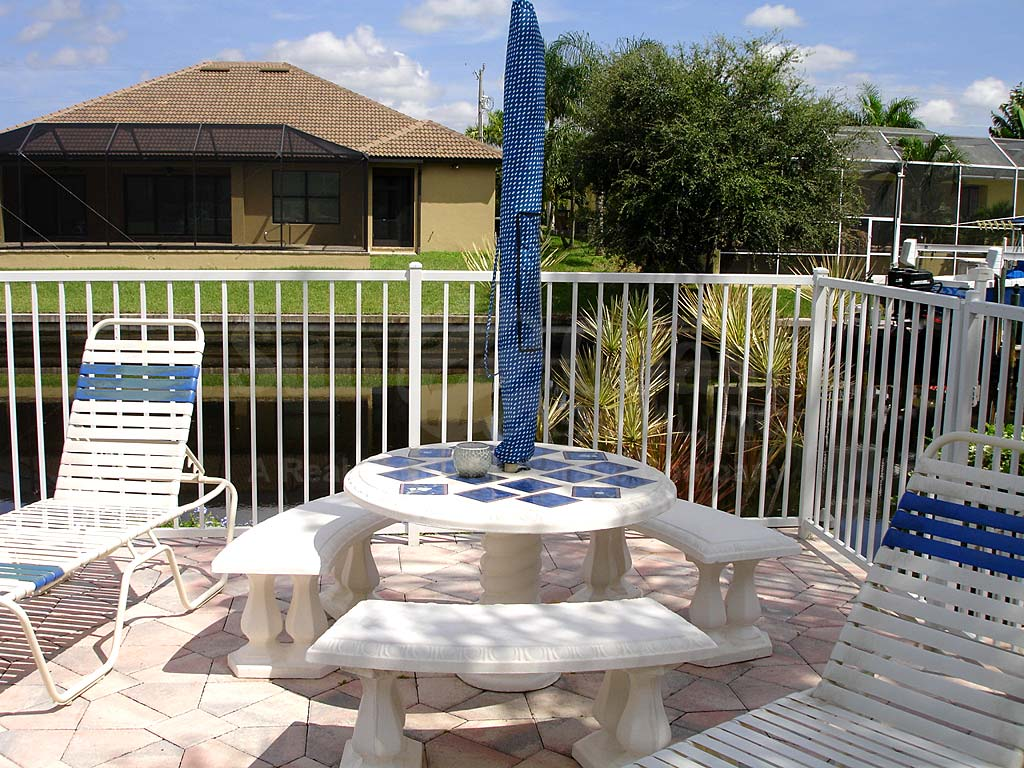 Pointe Coral Community Pool and Sun Deck Furnishings