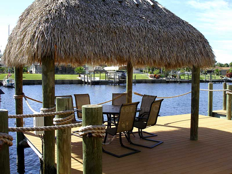 River Haven Waterside Cabana