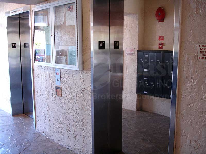 River Towers Elevator