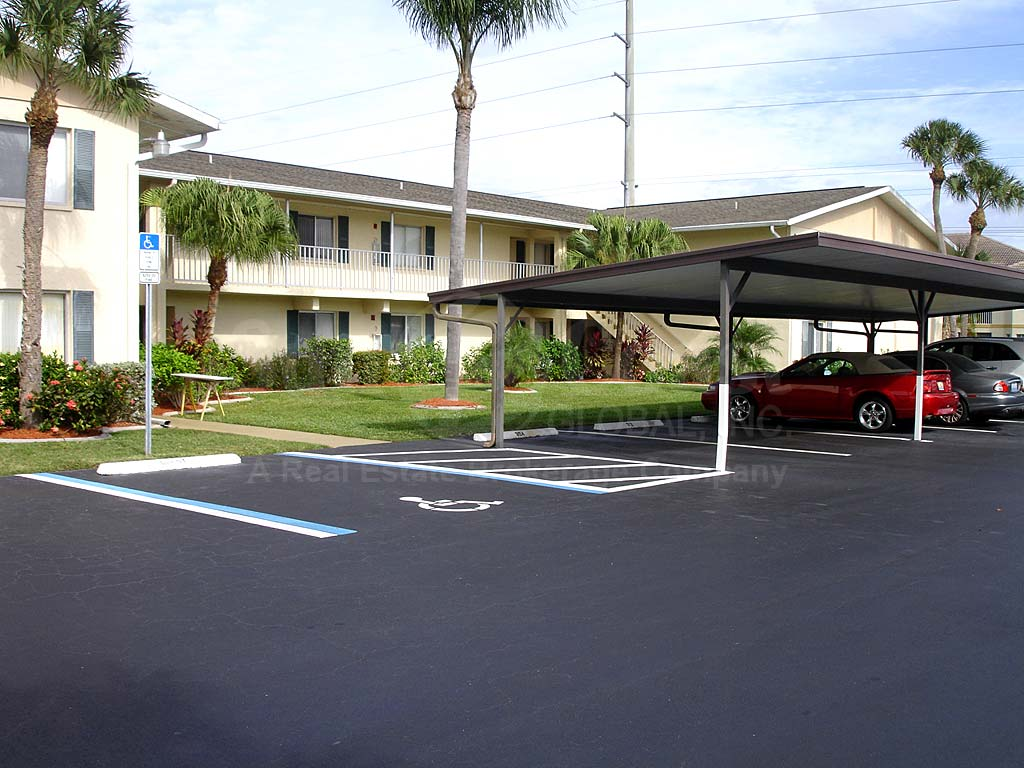 Royal Hawaiian Club Covered Parking
