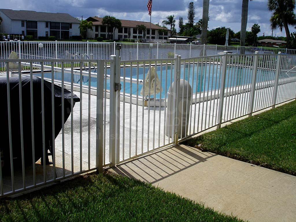 Rubicon Manor Community Pool Safety Fence