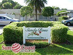 Sandy Rose I Community Sign