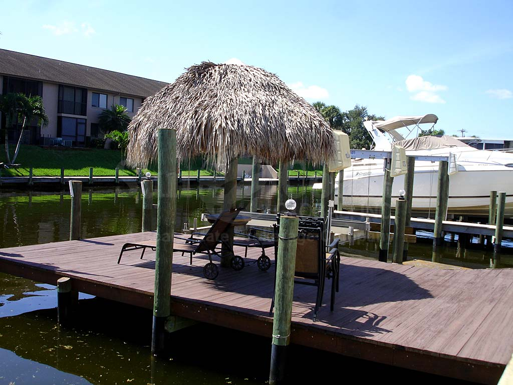 South Coral Palms Dockside Cabana