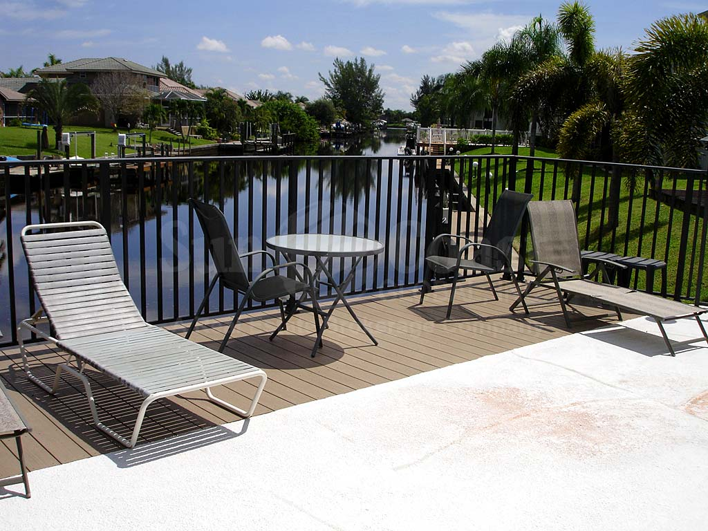 Southern Palms Community Pool and Sun Deck Furnishings