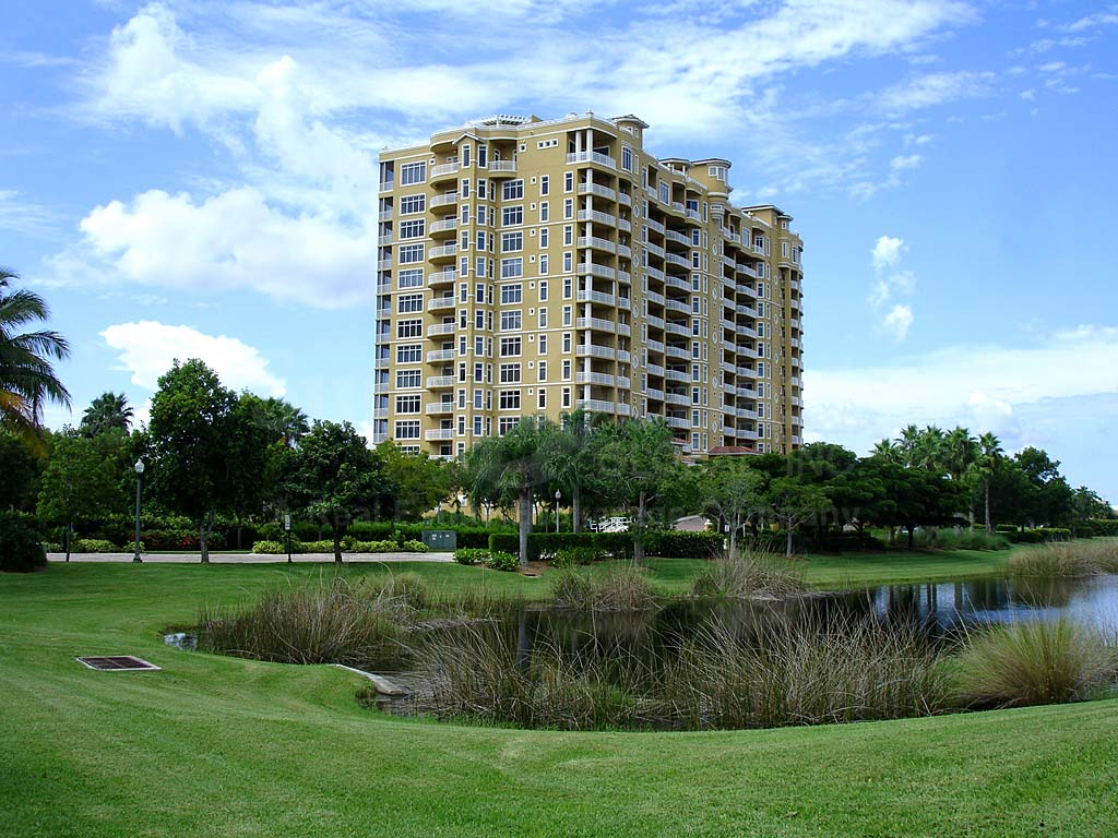 View From Tarpon Gardens