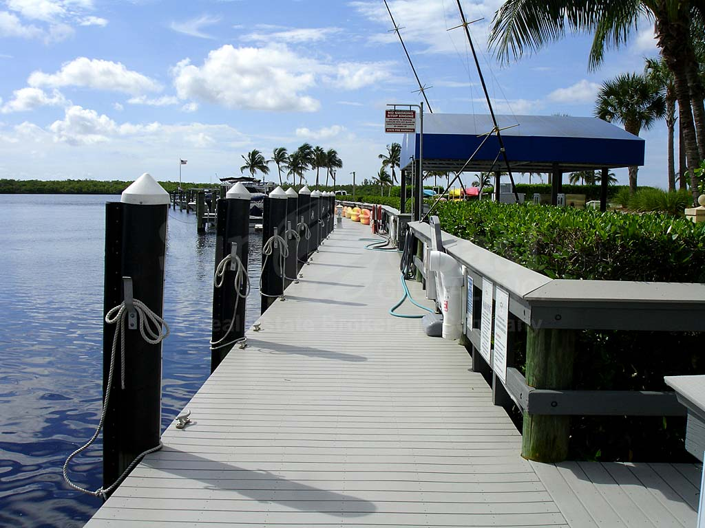 Tarpon Point Boat Docks