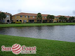 Waterfront Townhomes at Bella Vida