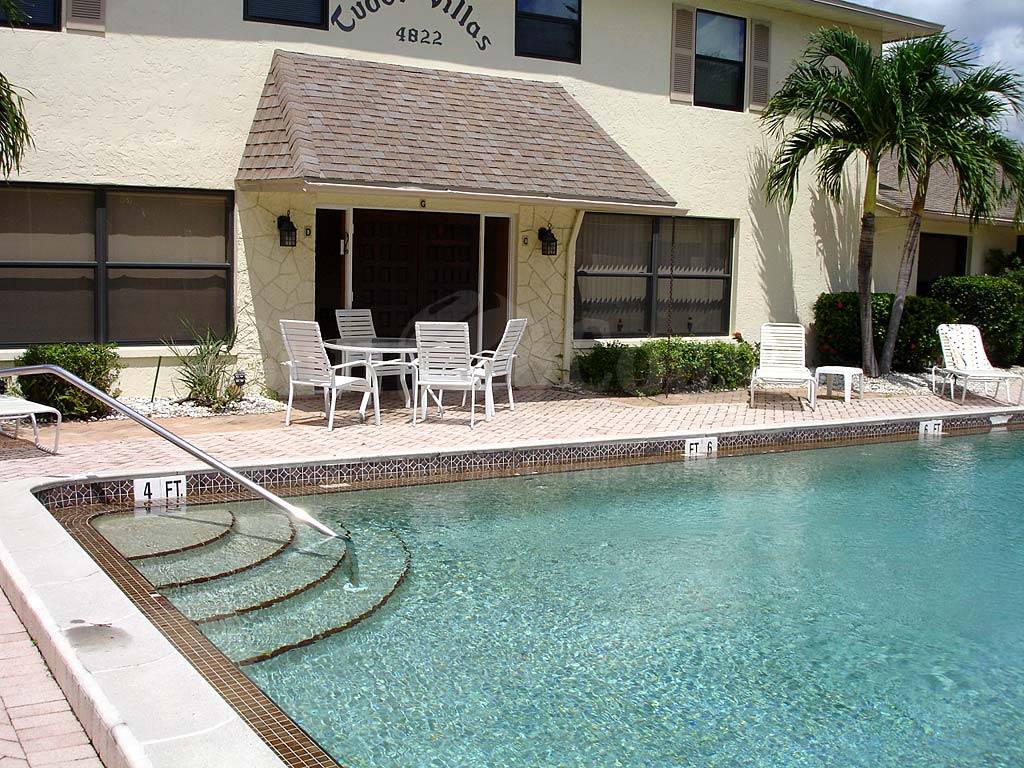 Tudor Villas Community Pool